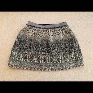 Zara girls skirt - size 6/7